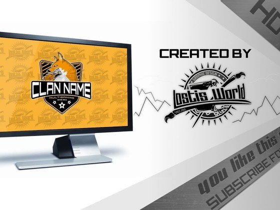Creating a Fox Clan Logo (eSports)