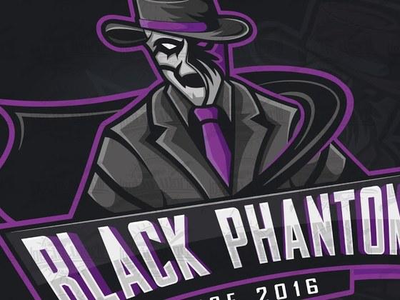 Completion of the Black Phantom logo (part 2)