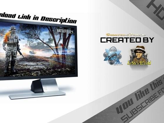 """Speedart - How to """"Pimp"""" a Battlefield 4 Screenshot [part5]"""