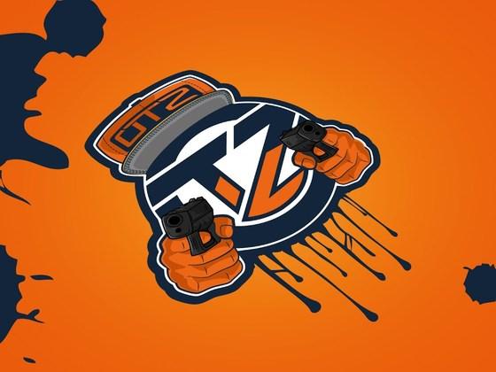 Creating the OTZ logo ( eSports)
