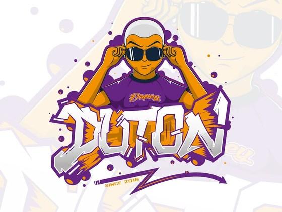 Created the Dut0n logo ( eSports )