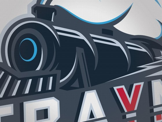 Creating the TraYn eSports logo