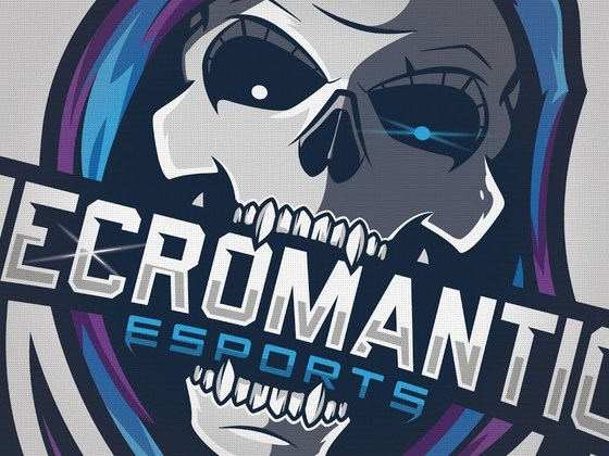 Necromantic eSports team logo