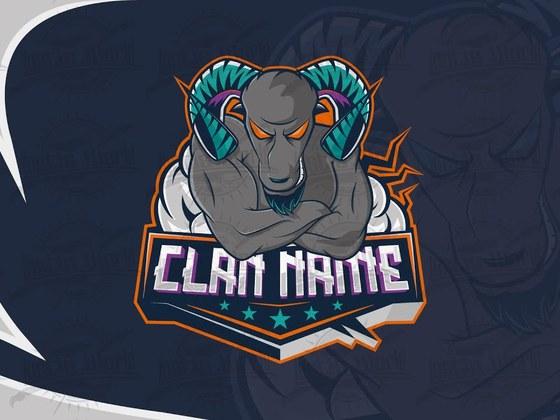 Created a eSports Clan Logo