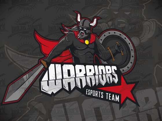 Creating a Warrior eSports team logo