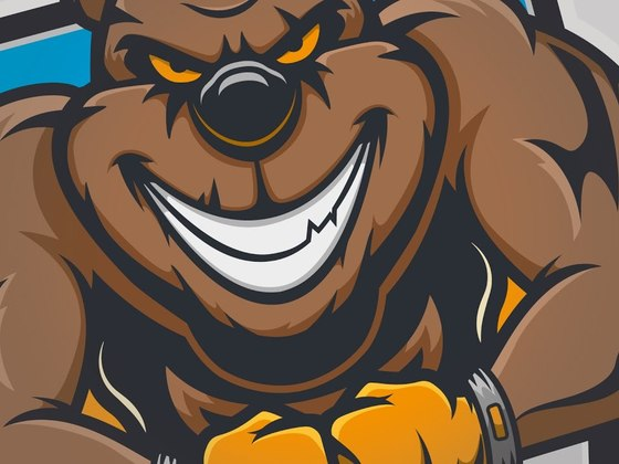 Creating a Bears Mascot