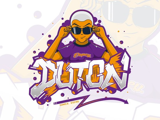 Created the Dut0n logo ( eSports )