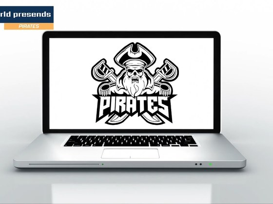 Drawing a Pirates eSports team logo