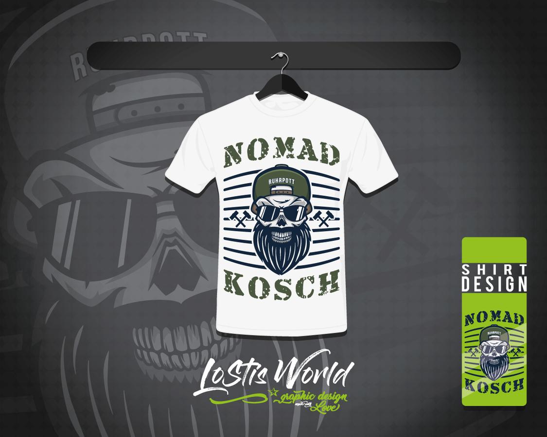 Kosch T-Shirt Design