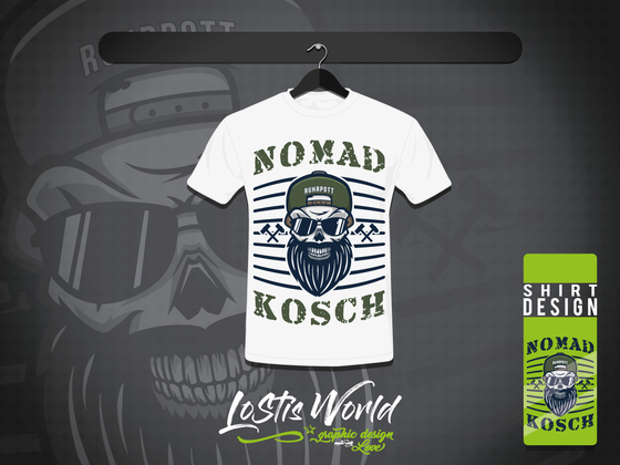 Kosch T-Shirt Design