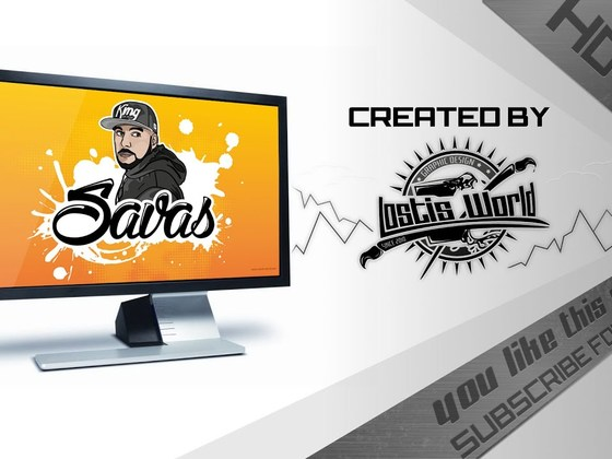 Creating a Kool Savas Wallpaper with Adobe Illustrator