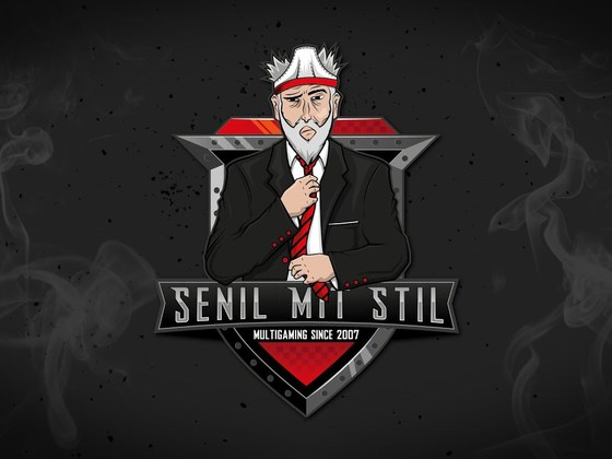 Created the new Senil mit Stil logo