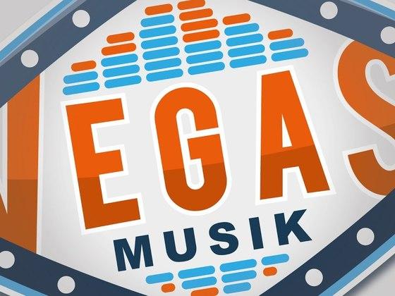 Creating the Vegas Musik logo