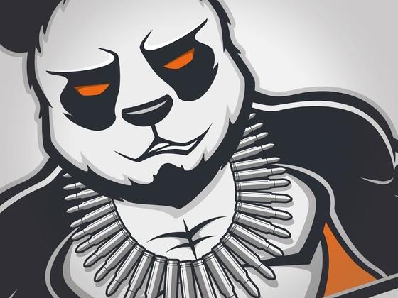 Highscore eSports panda mascot