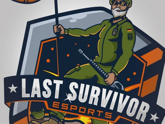 Creating the Last Survivor eSports logo