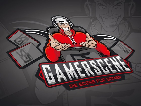 Creating the Gamescene logo